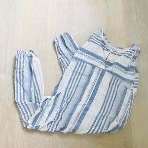 boy+girl jumpsuit size: 8